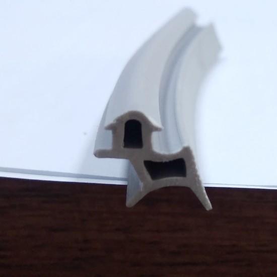 Larende Plastik Pimapen Kapı Pencere Contası Pvc Fitili Gri Fitil 10 Metre Tüm Standart Pvc Pimapen, Fıratpen, Egepen, Winsa Gibi Marka Kapı