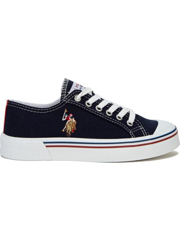 U.S. Polo Assn. Lacivert Ayakkabı 50234379-VR033