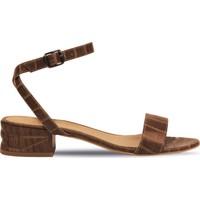 Hotiç 01SAH184880A450 Vizon Kadın Sandalet