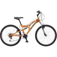 Salcano Hector 26 Jant V Dağ Bisikleti Turuncu - Siyah