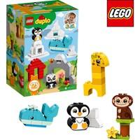 LEGO DUPLO Classic 10934 Yaratıcı Hayvanlar 175 Parça