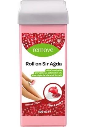 Remove Roll-On Sir Ağda Nar ve Pudra Özlü Hassas Ciltler 100 ml