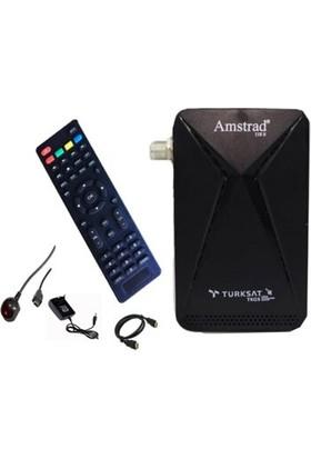 Amstrad 120HD Tkgs'li Full Hd Uydu Alıcısı