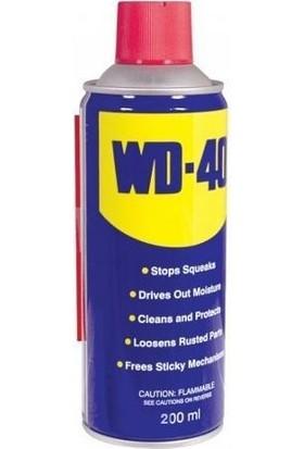 Wd 40 Pas Sökücü Yağlayıcı 200 ml