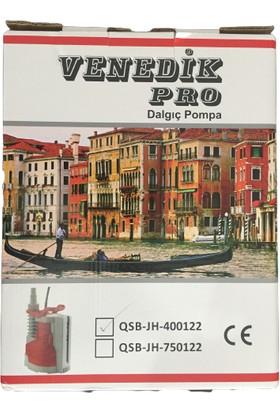 Mega Pool Venedik Pro QSB-400122 Dalgıç Pompa 400W