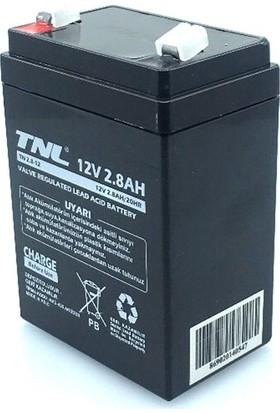 Tnl Premier 12V 2.8AH Kuru Tip Tnl Akü