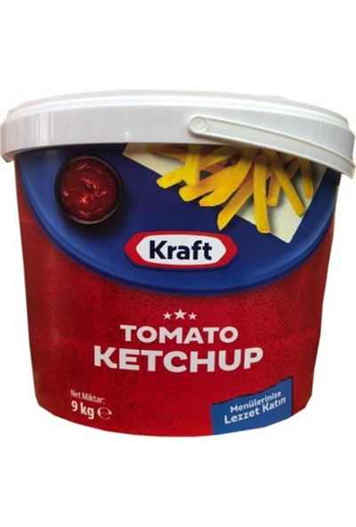 Heinz Kova Ketçap Kraft 9kg