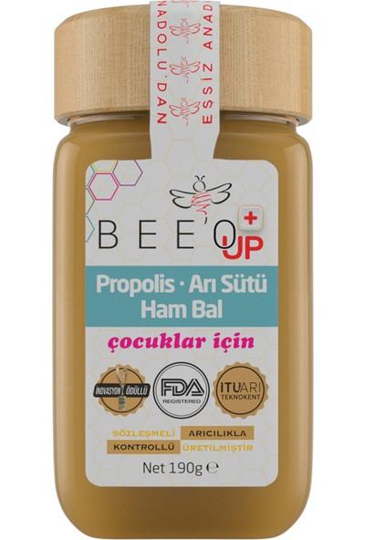Bee'o Up Propolis + Arı Sütü + Ham Bal (Çocuk)