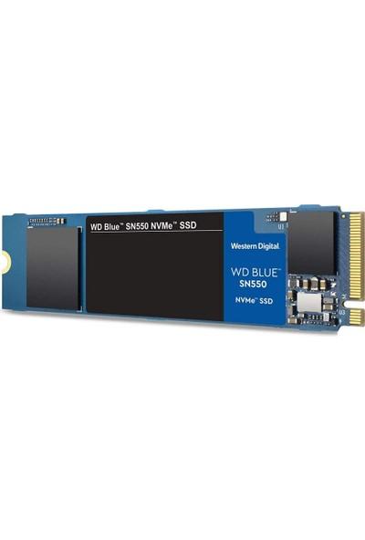 WD Sandisk Wd Blue SN550 Tb M.2 2280 Pcı Express 3.0 X4 (Nvme) SSD WDBA3V0010BNC1