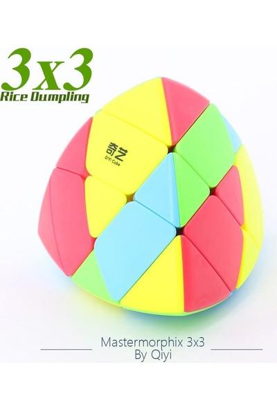 Qiyi Mrs Küp Qiyi Mastermorphix Piramit Küp Zeka Küpü Rubik Küp Sabır Küpü