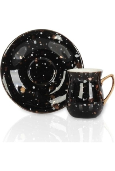 Perotti Porselen 6'lı Kahve Takımı