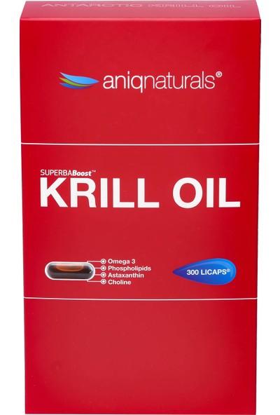 Aniqnaturals Superba Boost Krill Oil Yağı 300 Licaps