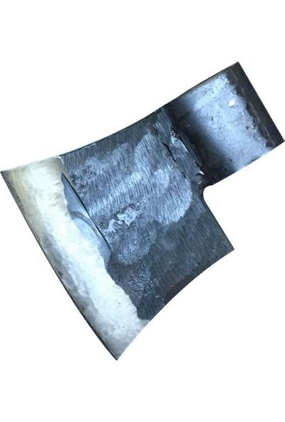 Özkaya Küçük Sakallı Balta / Nacak - Dövme Çelikten - Sapsız