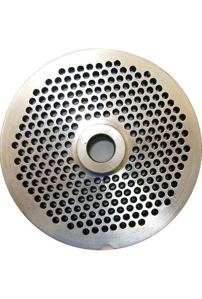 Özkaya Kıyma Makinesi Aynası / Ağızı No:42 - 6 mm Delikli