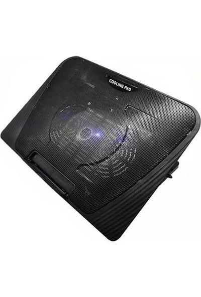 Lineon Notebook Soğutucu ve Ayarlı Stand Ledli - N151