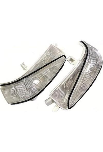 3k Honda Civic Fd6 Sol Ayna Sinyali