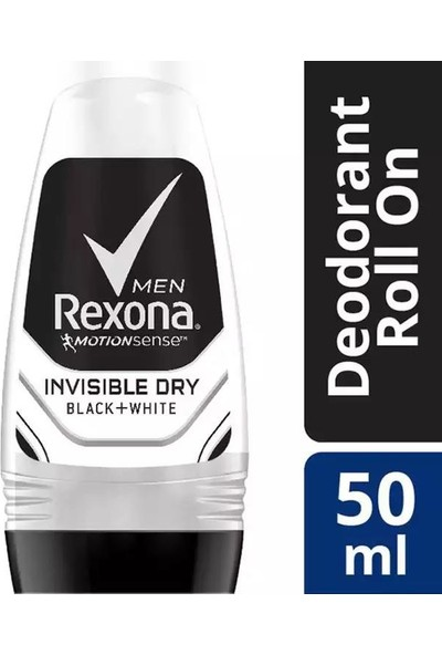 Rexona Roll On Invisible Dry 50 ml