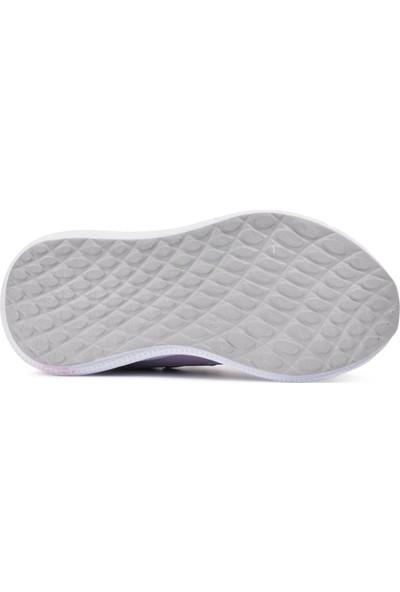Lafonten Buz-Pembe Bantlı Çocuk Spor Ayakkabı