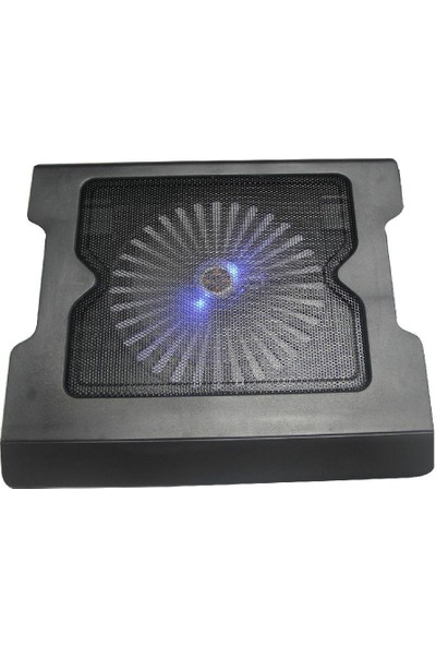 Lineon Notebook Soğutucu Stand Tek Fan Ledli - 883