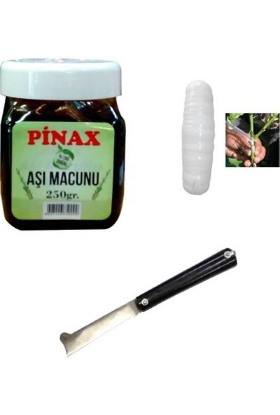 Pinax Aşı Seti 1 - Aşı Macunu + Aşı Bandı Aşı Çakısı