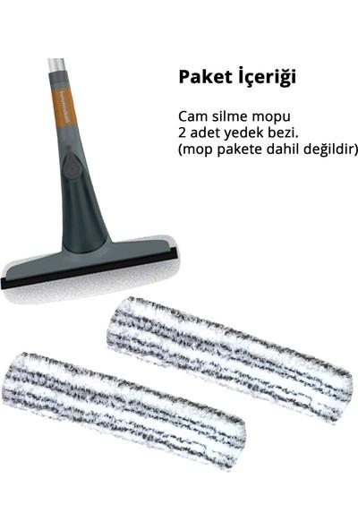 Turuncu Koli Turuncukoli Sprey Siprey Camsil Mop Cam Silme Yedek Bezleri