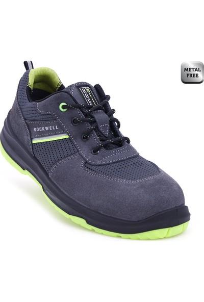 Rockwell Platin Grey S1p Iş Ayakkabısı