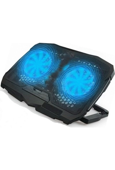 Versatile Vrc-D8 2 Fan Ayarlanabilir Laptop Gaming Soğutucu