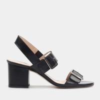 Hotiç 01SAH176050A100 Siyah Kadın Sandalet