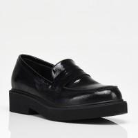 Hotiç 01AYH186680A100 Siyah Kadın Ayakkabı