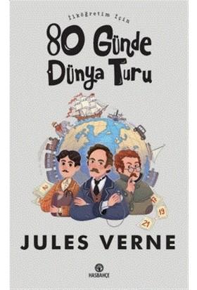 Ilköğretim Için 80 Günde Dünya Turu - Jules Verne