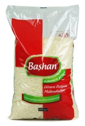 Başhan Osmancık Pirinç 5 kg