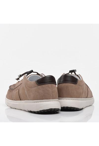 Hotiç 02AYH206710A450 Vizon Erkek Ayakkabı