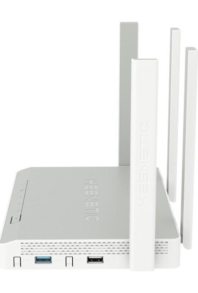 Keenetic Hero DSL AC1300 4x5 dBi Cloud VPN Dualcore MU-MIMO Beamforming WPA3 Amplifier 2xUSB5xGE VDSL2/ADSL2+ Fiber Mesh WiFi Modem Router