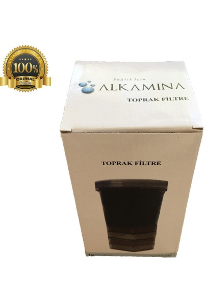 Alkamina Karbon Toprak Filtre