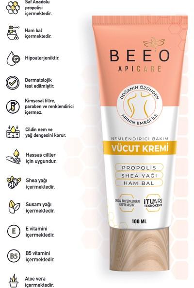 Bee'o Apicare Vücut Kremi 100 ml