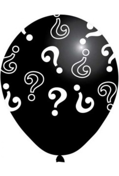 Cinsiyet Partisi Balonu - Pembe