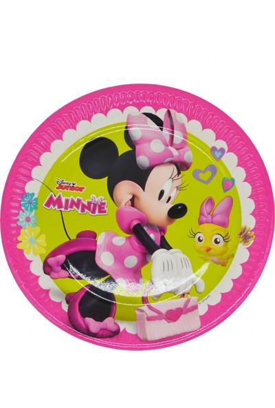 Minnie Mouse Tabak 8'li