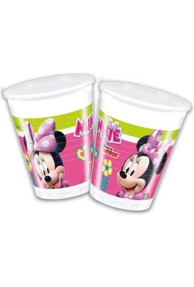 Minnie Mouse Bardak 8'li