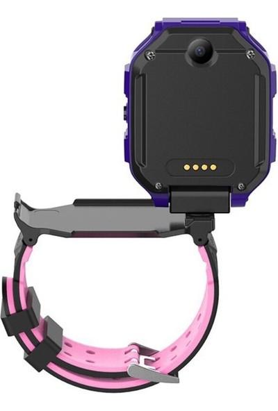 Umaynine Zplus 360° Döner Kameralı Sim Kart Özellikli Akıllı Çocuk Saati