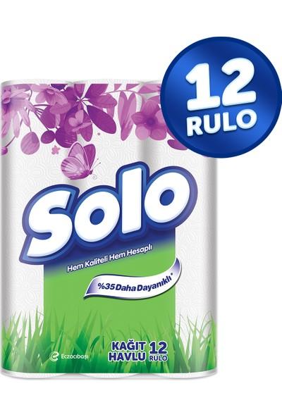 Solo Kağıt Havlu 12'li