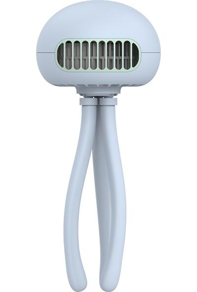 Fairy Bebek Arabası Fan USB Mini Fan Masa Üstü El Vantilatörü (Yurt Dışından)