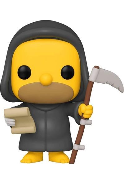 Funko Pop Animation Simpsons Grim Reaper Homer