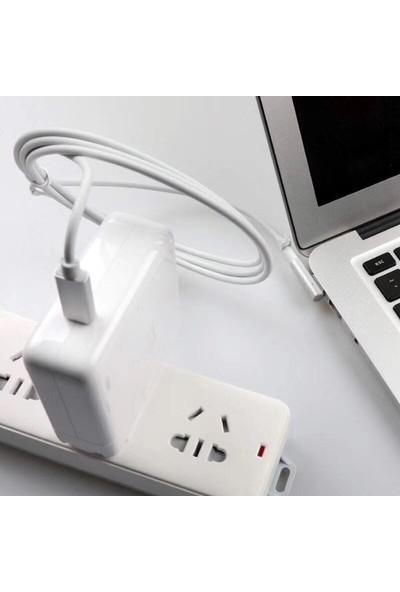 Codegen 1 L-Tip Type C To 5 Pin 45W 60W 85W Uç Dc Kablo Mıknatıslı Adaptör