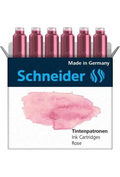 Schneider Dolmakalem Kartusu 6'lı Gül