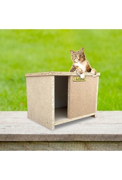 Demonte Barınak Kedi Evi