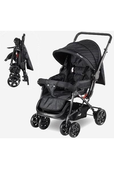 Snopy Çift Yönlü Bebek Arabası Puset
