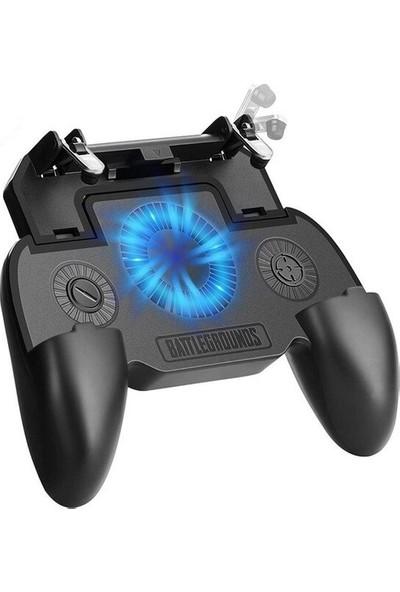 Pubg Soğutucu Fanlı + Powerbanklı Oyun Konsolu