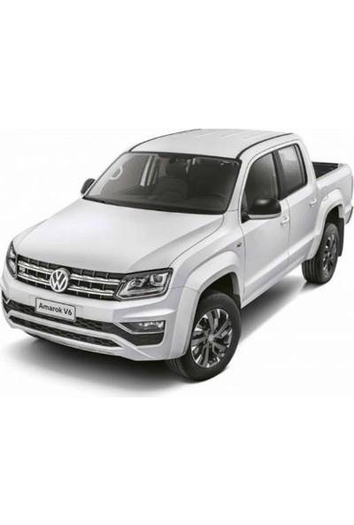 Volkswagen Amarok Pick-Up Ara Atkılı Portbagaj - Siyah