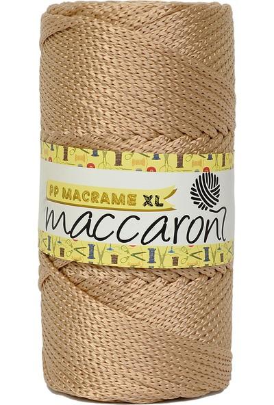Maccaroni Polyester Makrome - 250 gr - 95 M - 3 mm