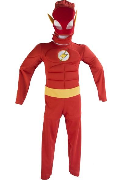 Janjan Kostüm Flash Man Kostüm